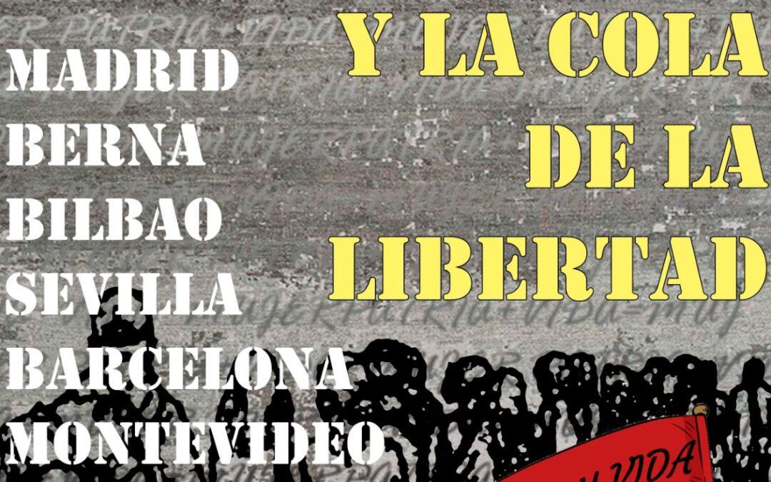 Convocatoria Internacional por la mujer cubana y en apoyo a la Cola de la Libertad.