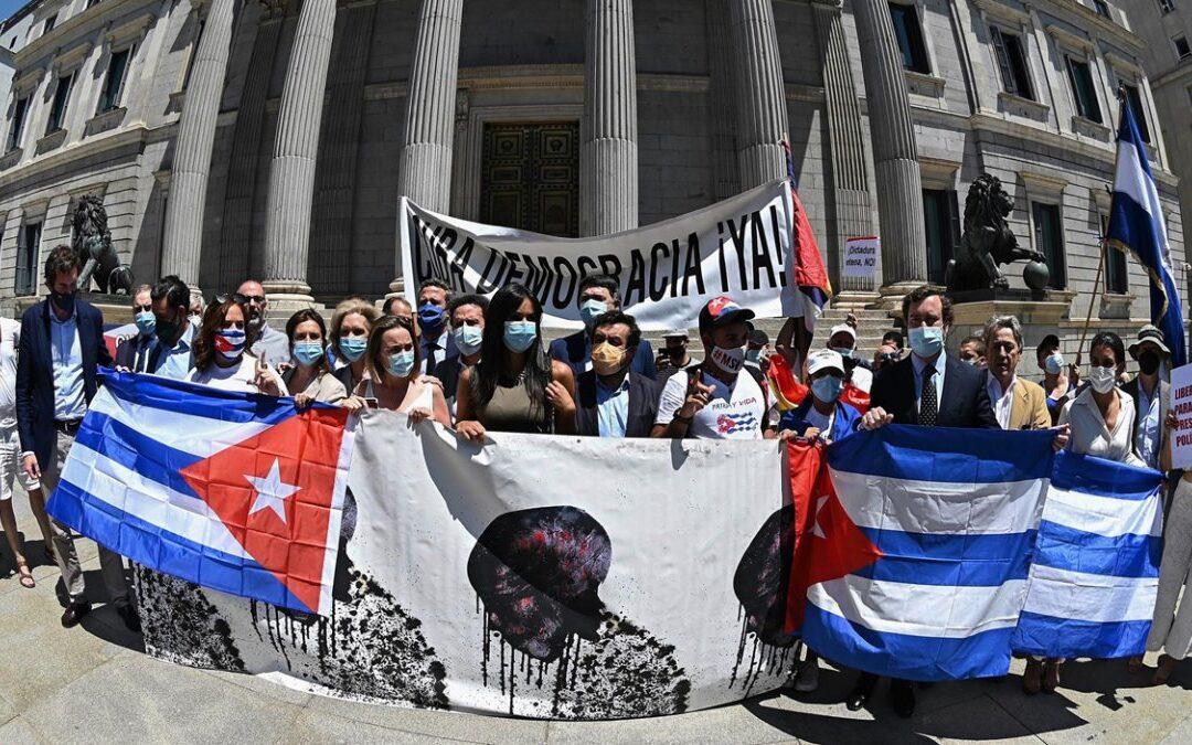 Activista LGTBI+ no representado por su colectivo en Madrid
