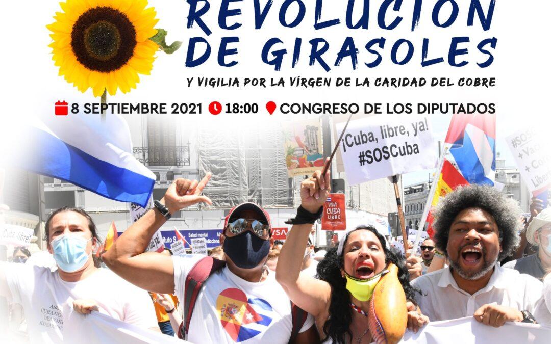 Manifestación Madrid 8 de septiembre